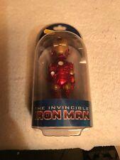 Neca - Marvel Comics - Iron Man Body Knocker - Solar Powered Bobble Head