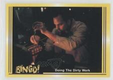 1991 Pacific Bingo! Movie #85 Doing the Dirty Work Non-Sports Card 0b6