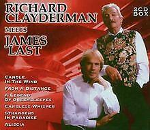 Richard Clayderman meets James Last de Richard Clayderman | CD | état très bon