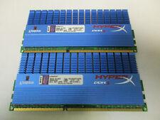 New listing Kingston HyperX 8Gb (2 x 4Gb) Ddr3 12800U Khx1600C9D3T1K2/8Gx Desktop Memory Ram