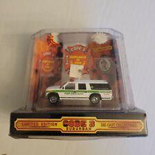 Vintage Code 3 Diecast Chevrolet Suburban City of Verplanck New York NIP NRFB