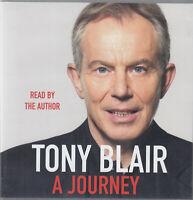 A Journey Tony Blair 13CD Audio Book Prime Minister Labour British Politics