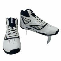 Reebok Basketball Shoes Men's Size 13 Pro Heritage 1 White/Blue Athletic New