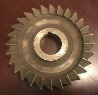 "B/&S Mfg Co 5/"" X 3//4/"" X 1/""  Horizontal Mill Milling Cutter 1"