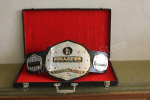 MMA UFC Bellator Kickboxing World Championship Replica Belt 4mm christmas gift