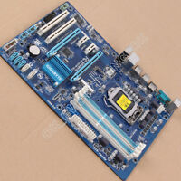 LGA 1155 DDR3 For Intel Gigabyte GA-Z77P-D3 Original Motherboard USB3.0 Z77