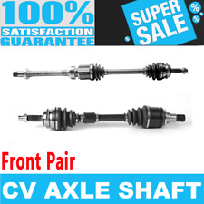 2x Front CV Axle Drive Shaft for TOYOTA CAMRY 02-06 SOLARA 04-05 L4 2.4L
