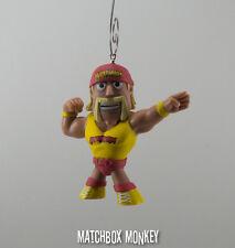 Custom Pop Culture Hulk Hogan Hulkamania Christmas Ornament WWF WWE Champion