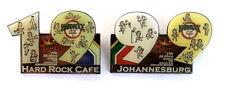 Hard Rock Cafe HRC Broche-Johannesburg 1999-Africa Games/2 Broches [4022b]