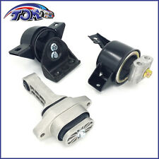 BRAND NEW ENGINE & TRANS MOUNT KIT FOR CHEVY AVEO AVEO5 PONTIAC WAVE 1.6L