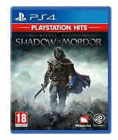 Middle-Earth Shadow of Mordor Hits Sony Playstation 4 PS4 Game