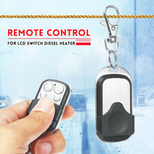4 Key Remote Control Replacement Parts for Trucks Air Diesel LCD Heater Control