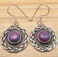 925 Silver Plated Many Gem Choices Earrings Made In India Jewelry Store