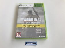 The Walking Dead Survival Instinct - Promo - Xbox 360 - PAL FR - Neuf Blister