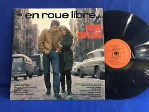 BOB DYLAN ROUE LIBRE CBS 62193 BIEM ORIGINAL FRANCE LP EXC+