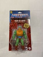 Masters of the Universe Man-At-Arms Origins Retro Play Mattel MOTU NEW In Hand