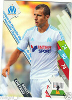 Panini Foot Adrenalyn 2014/2015 - Benoit CHEYROU - Olympique Marseille (A1137)