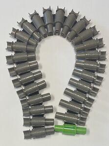 Nerf Vulcan Machine Gun 25 Round Ammo Belt Dart Chain Clip Replacement CLEAN