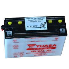 Baterías Yuasa para motos Ducati