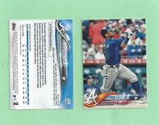 2018 Topps Ronald Acuna #698 factory set variation card - 8 available!!