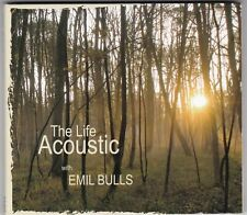 THE LIFE ACOUSTIC WITH EMIL BULLS - CD ALBUM DIGIPACK © 2006