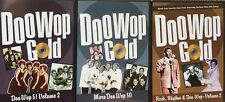 Doo Wop Gold - Classics of the 50's and 60's - 3 DVD Set - Time Life