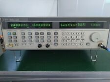 Agilent 83752b 10mhz 20ghz High Power Synthesized Sweeper With 1e1 1e5