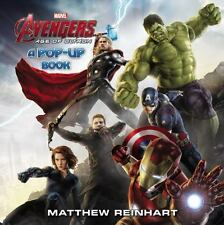 Marvel's Avengers: Age of Ultron: A Pop-Up Book (Marvel the Avengers: Age of Ult