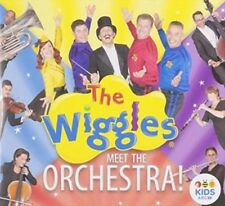 The Wiggles The Wiggles Meet The Orchestra! CD