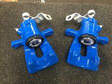 Astra G MK4 Zafira SRI GSi Turbo Pinza De Freno Trasero RH + LH Lado Lucas Azul