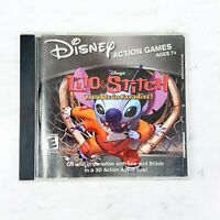 LILO & STICH Trouble In Paradise PC Game (Disney Action Game)