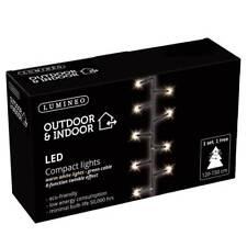 LUCI compatto 750 LED Bianco Caldo Luci di Natale - 16 M Cavo Verde