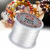 60m Strong Elastic Stretchy Beading Thread Cord DIY Bracelet String For Making