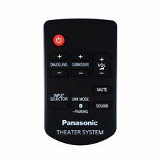Genuine Panasonic SU-HTB370 Soundbar Remote Control