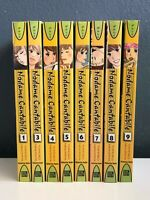 Nodame Cantabile Vols. 1,2,3,4,5,6,7,8,9 Tomoko Ninomiya English Manga OOP 8 lot