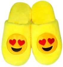 PANTOFOLE EMOTICONS EMOJI - Slippers Smile Ciabatte Faccine Cellulare WhatsApp