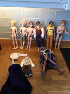 Disney Prince Other Men/ Boy Dolls.                  Pp