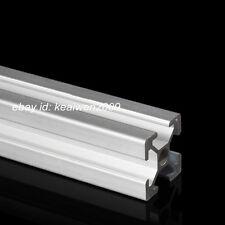 2pcs 2020 T-Slot Aluminum Profiles Extrusion Frame 500mm Length 3D Printer CNC
