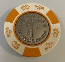 Stardust $1 Casino Chip Las Vegas Nevada 2.99 Shipping