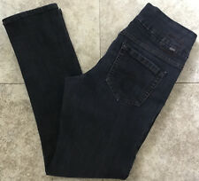 JAG Jeans High Rise Slim Leg Pull On Jeans size 6