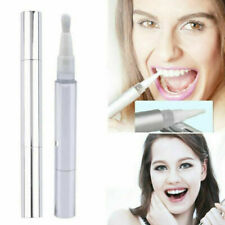 Convenience Flawless Teeth Whitening Gel Pen Active Oxygen Bubbles Remove Stains