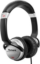 More details for numark hf125 - ultra-portable professional dj headphones with 6 ft cable, 40...