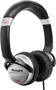 Numark HF125 - Ultra-Portable Professional DJ Headphones with 6 ft Cable, 40...
