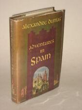Alexandre Dumas ADVENTURES IN SPAIN 1959 1st DORE Illus