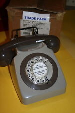 COLLECTORS VINTAGE DIAL PHONE SPECIAL FOR ROYAL NAVY NEW UNUSED ab2b1