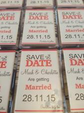 Save The Date Magnets x 10