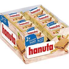 (10,09 €/kg) Ferrero hanuta 18 Stück (2x22g)