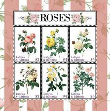 Antigua and Barbuda 2019  roses flower I201901