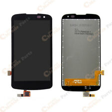 """Black LCD Display Touch Screen Digitizer Replacement for LG K3 US110 4.5"""""""