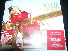 Kylie Minogue Christmas (Australian) Deluxe CD DVD Edition - New